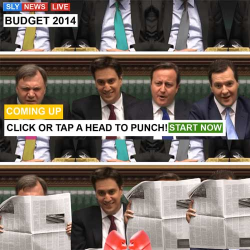 Play The Budget Revenge Game