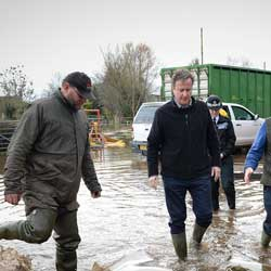 HMRC Launches Helpline To Offer Support For Victims Of Flooding