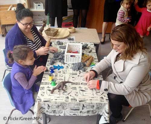 Tax-Free Childcare for Easter