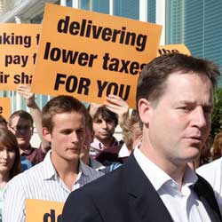 Lib Dems Plan To Raise Tax Free Allowance Further