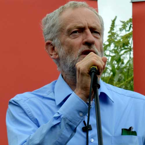 Jeremy Corbyn Publishes His Tax Return