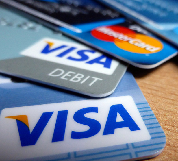 From January 2018 HMRC Will Not Accept Personal Credit Cards For Tax Payments