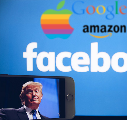 US to retaliate with tariffs due to French Google Tax
