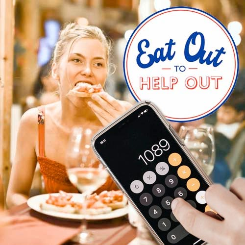 Eat Out To Help Out Calculator