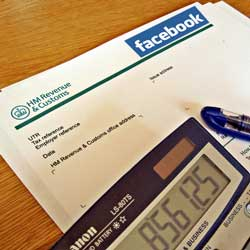 Facebook Tax Row Continues After 11 Million Pound Tax Credit
