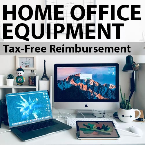 Employees Allowed Tax-Free Reimbursement Of Home Office