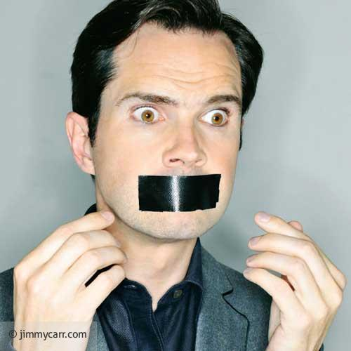 Comedian Jimmy Carr Facing £600,000 Tax Bill