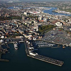 Southampton Tops Charts as Best Place for Self Employment