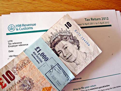 Over Nine Million Tax Returns Submitted On Time For 2012