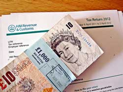 Deadline For Submitting Paper Tax Return For 2012-2013 Approaching