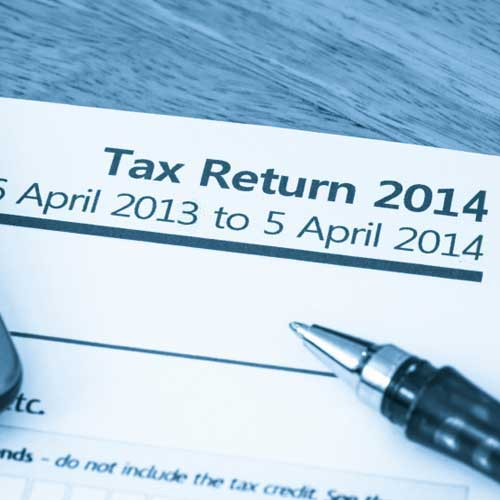 Paper 2013-14 Tax Return Deadline In Two Weeks
