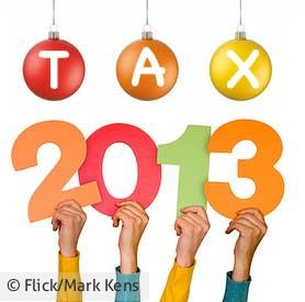 New Tax Year 2013/2014 Starts Today